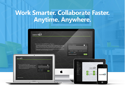 Régens' enterprise collaboration product: SMARTNET