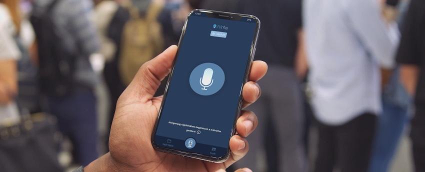 Elérhetővé vált Alrite beszédfelismerő mobilalkalmazásunk – Próbálja ki Ön is!