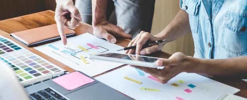 Uralkodó web design trendek - Így javíthatod a weboldalad felhasználói élményét 2021-ben