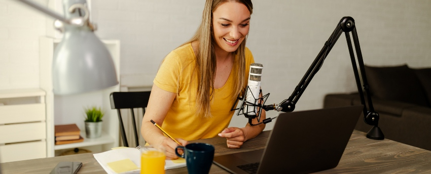 Transcribing podcasts: more important than you think!