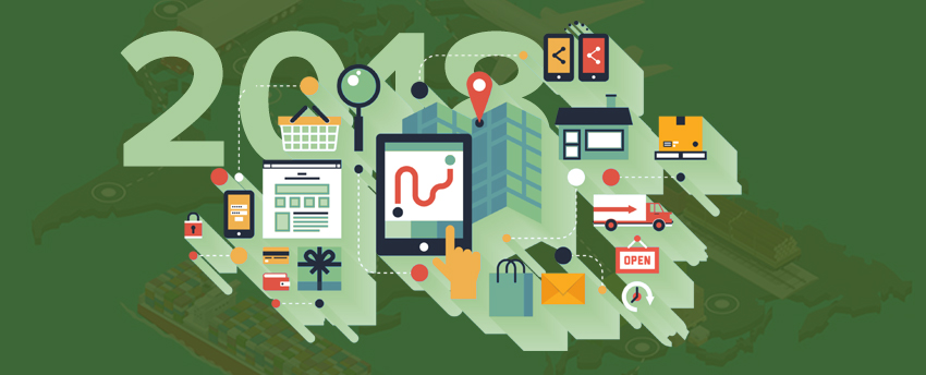 Logistics and technology - trends for 2018