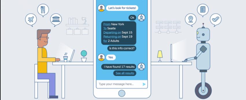 Ezeken az üzleti területeken alkalmazz chatbotot a vállalkozásod fejlesztéséhez 2019-ben