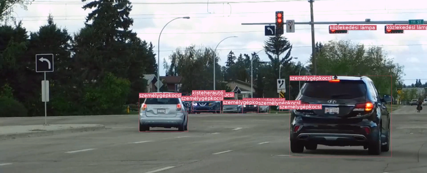 Our object recognition (image recognition) AI solution – Demo video