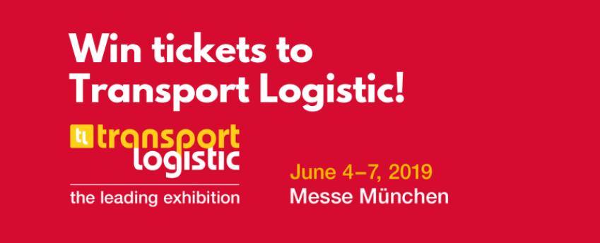 Nyerjen jegyet a Transport Logistic 2019 kiállításra!