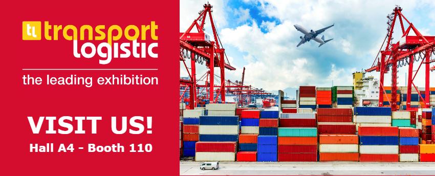 Transport Logistic 2019 - Találkozzunk Münchenben!