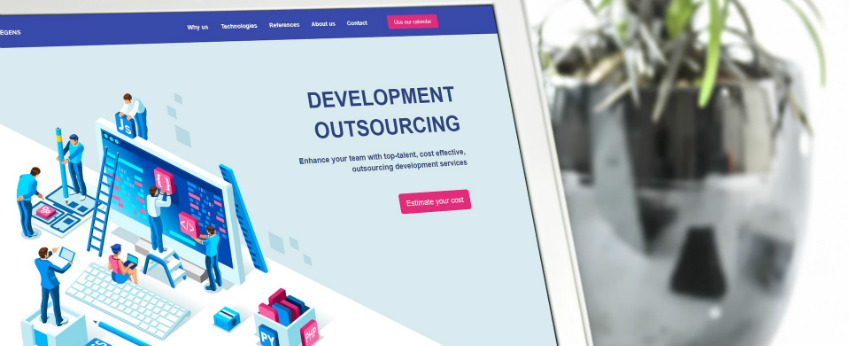 Get acquainted with our renewed development outsourcing services