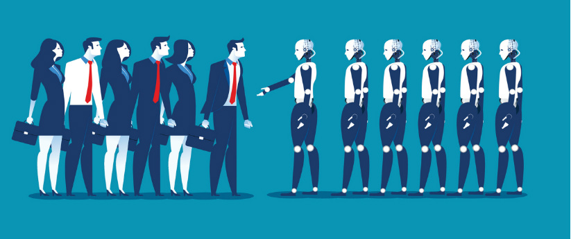 Should we fear our jobs from technological takeover?